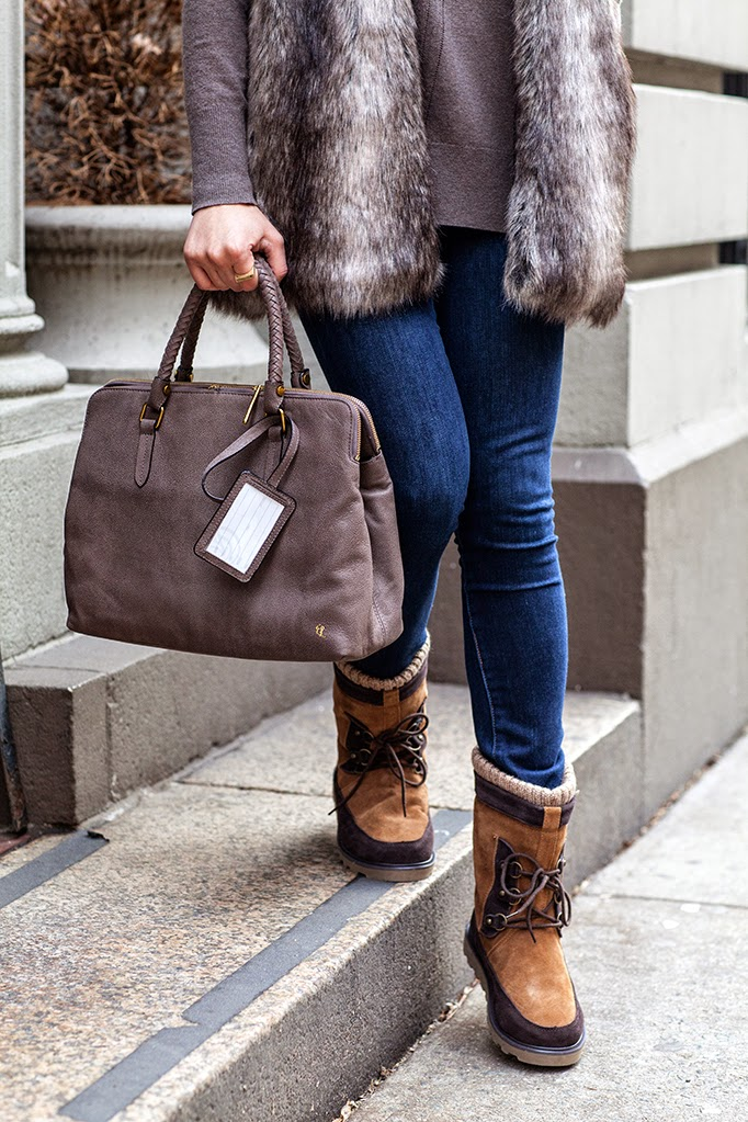 elliot_lucca_genevieve_purse_bearpaw_cinna_review_ideas.jpg