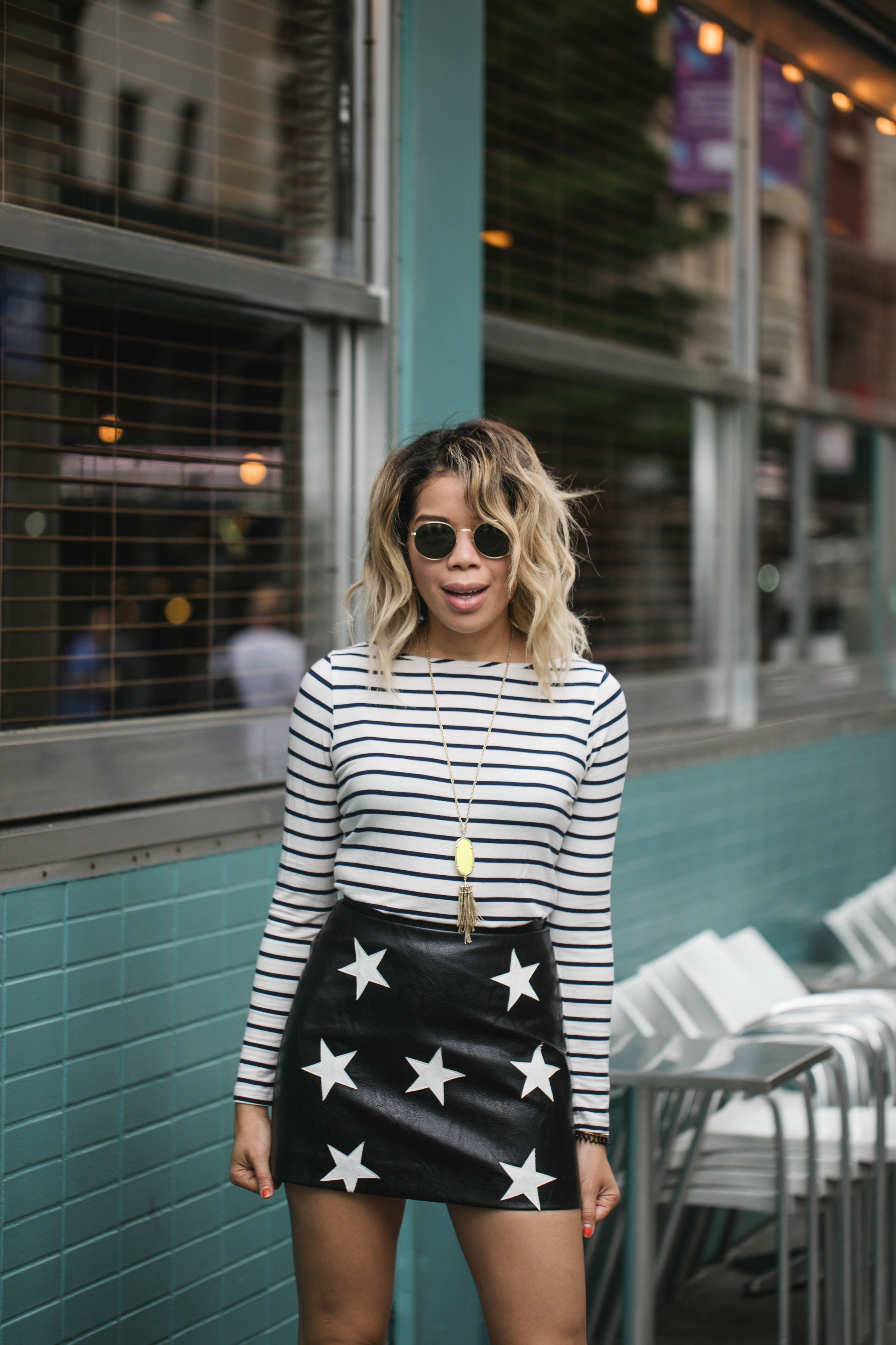 aileen olmedo new york city lifestyle blogger on fall hair style trends