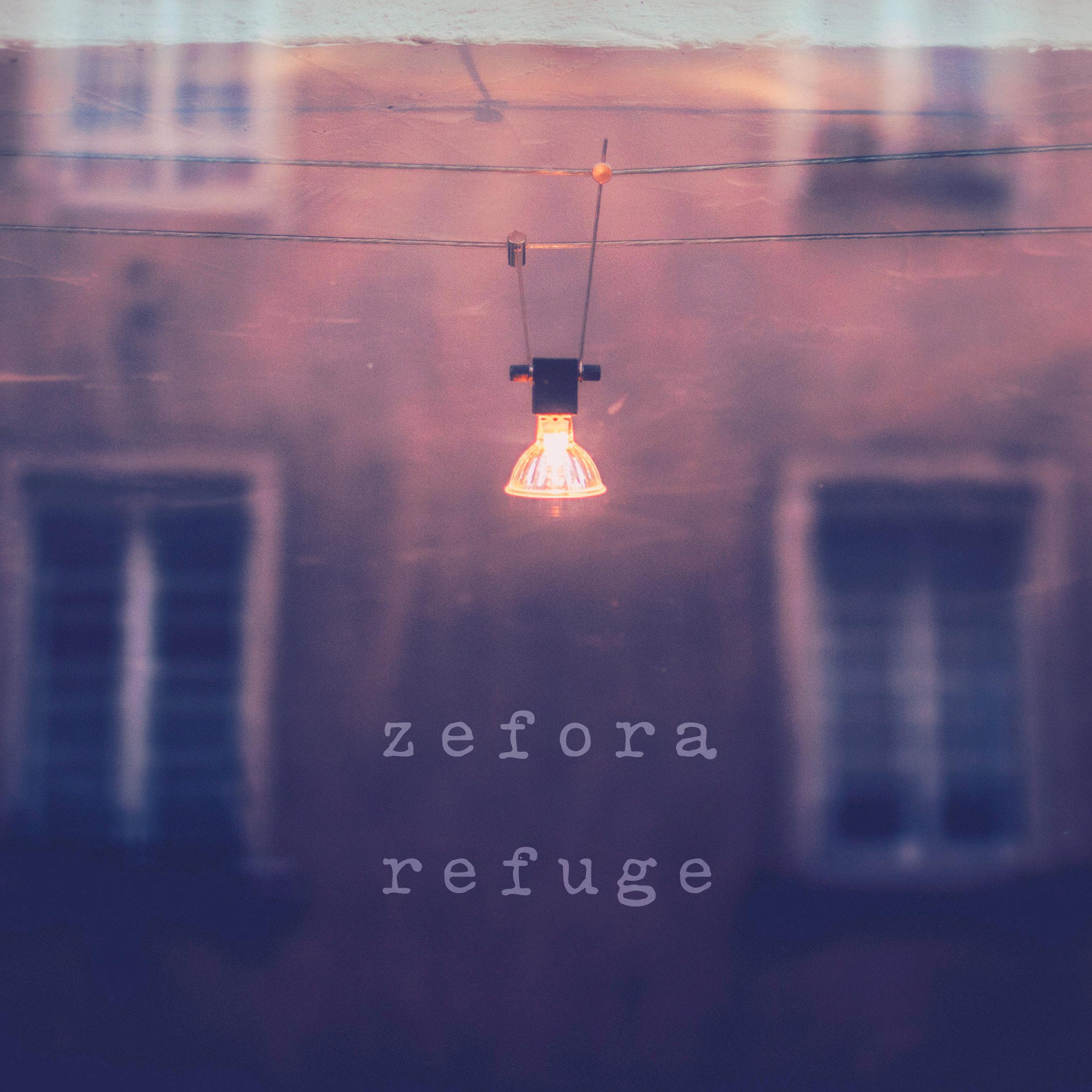 zefora refuge single art.jpg