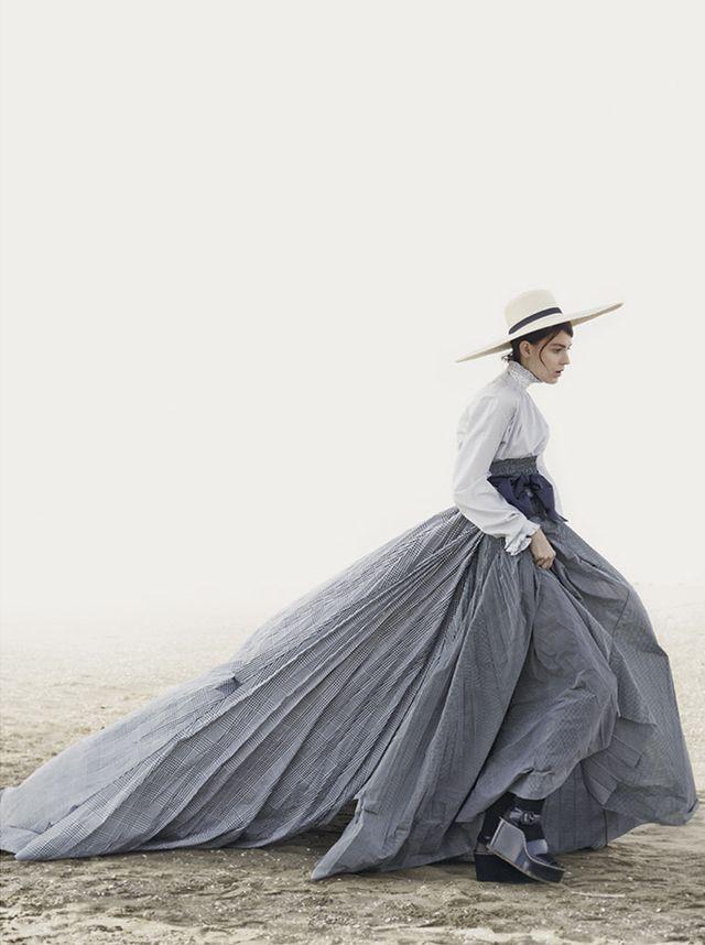 via  Vogue Germany 2014