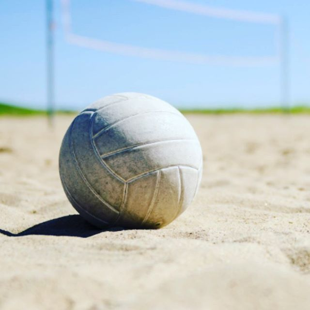 Sign up for Day on the Beach activities like....#beachvolleyball ! Link to signups is in your school email!!