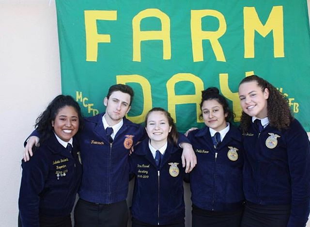 Farm Day! #FFA ©️Megan