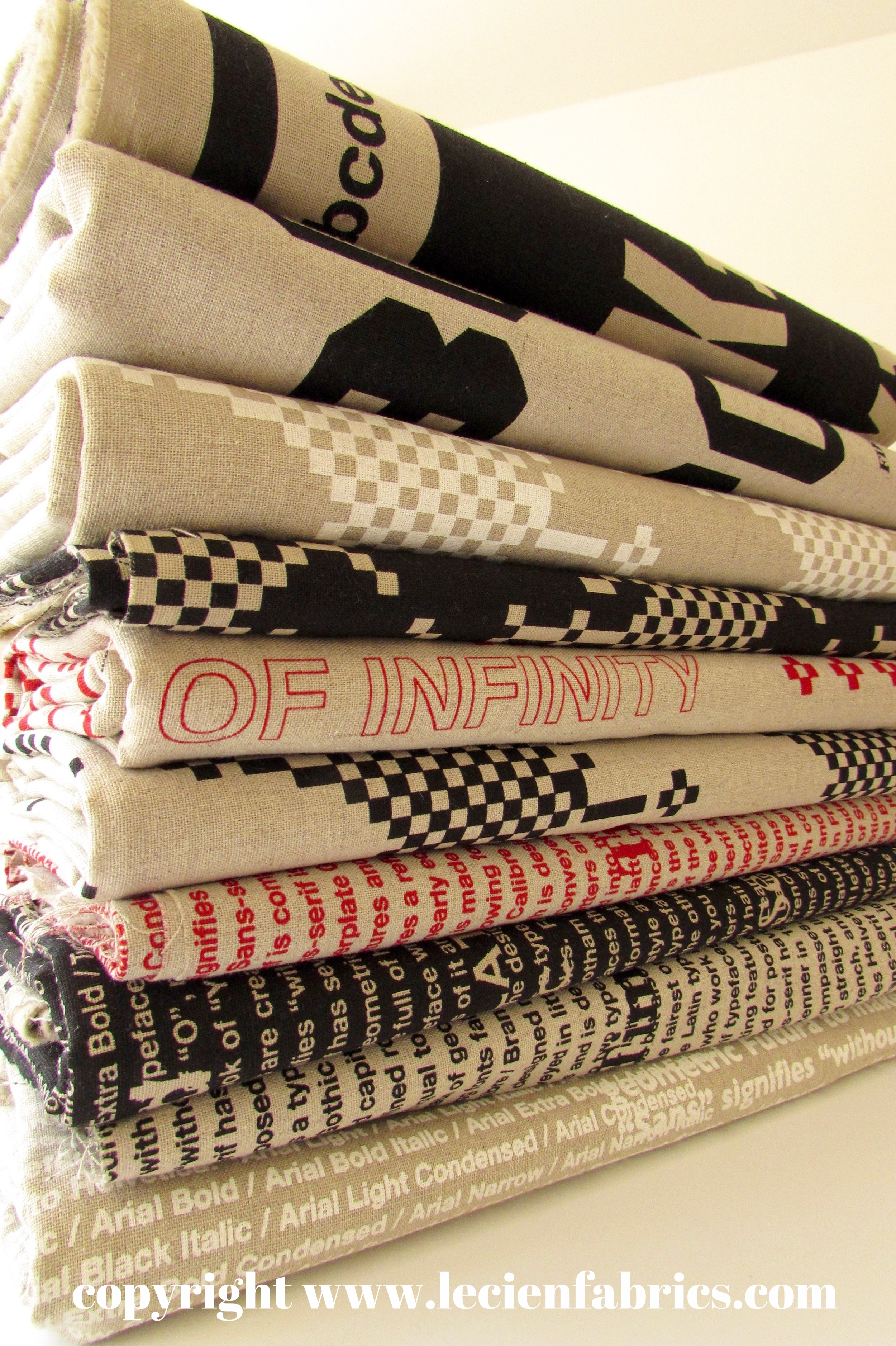 First of Infinity by Kumiko Fujita & Kazue Nakajima Fall 2016  - 55% Linen & 45% Cotton - Delivery December 2016
