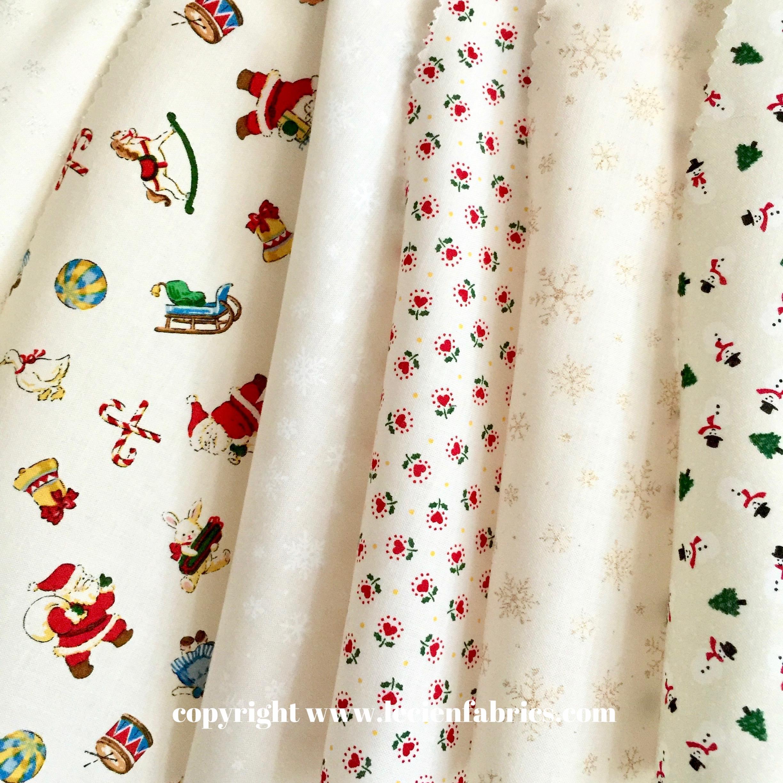 Under the Christmas Tree 2016 by Lecien Fabrics
