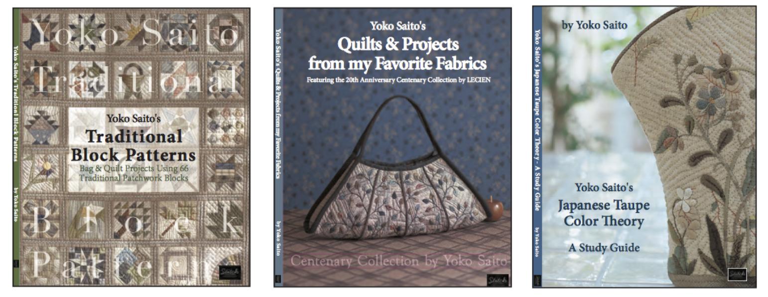 So many wonderful Yoko Saito books are available in English!
