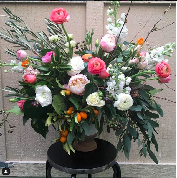 Custom Vase Arrangement 5 - $150