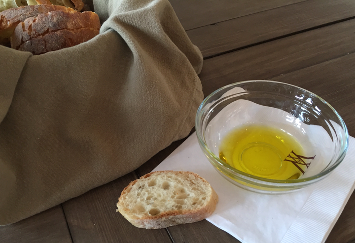 "Paolo Bea's unfiltered Extra Virgin Olive Oil ""Grezzo"" 2013"
