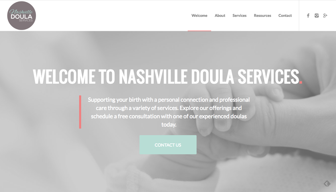 Learn more about  Nashville Doula Services
