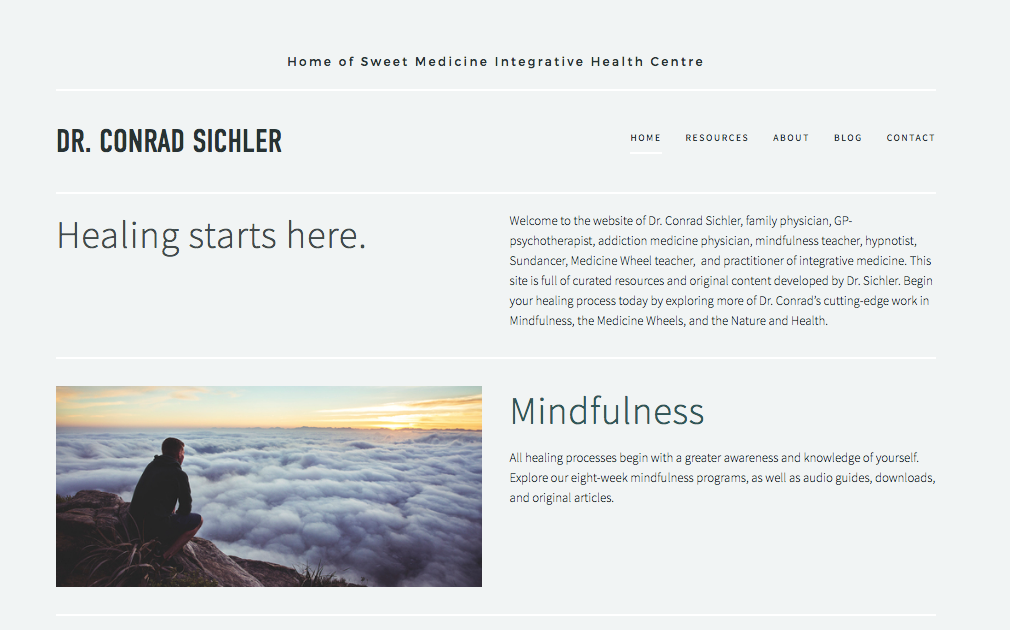 Private Practice Medical Doctor Website Squarespace