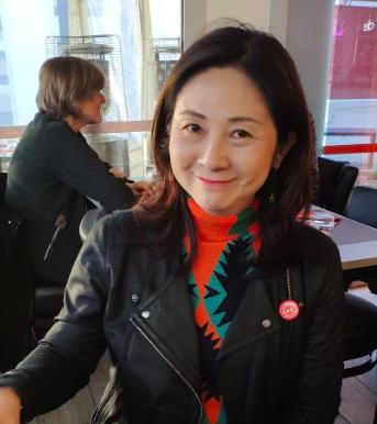 張瑞容Lisa Chang - Director