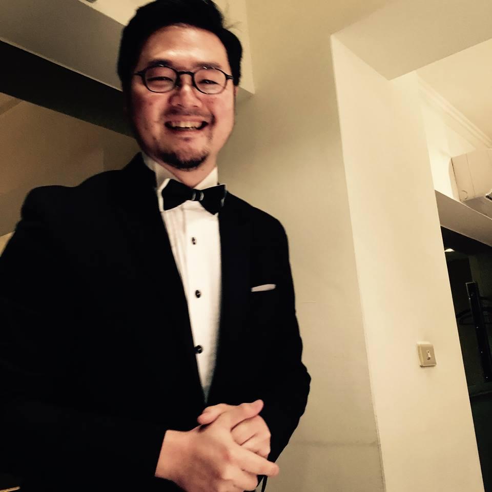 陶緒康Morris Tao - Marketing Manager / Sommelier A.S.I