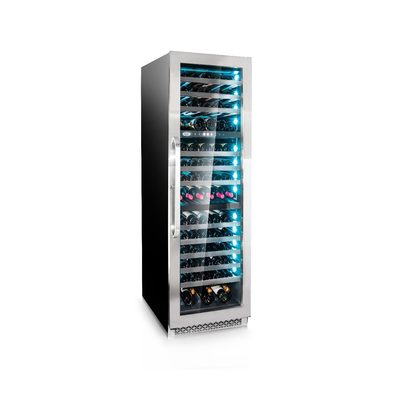 DIVIN-DV 589 TS 三溫葡萄酒櫃  *145瓶 (波爾多標準瓶 750 mL )