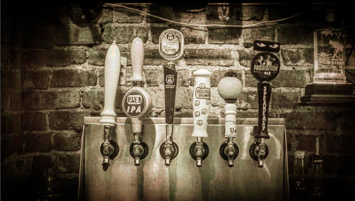 HAPPY HOUR - Half price draft beer, wine/ $7 house cocktailsNightly, 5 - 8pm
