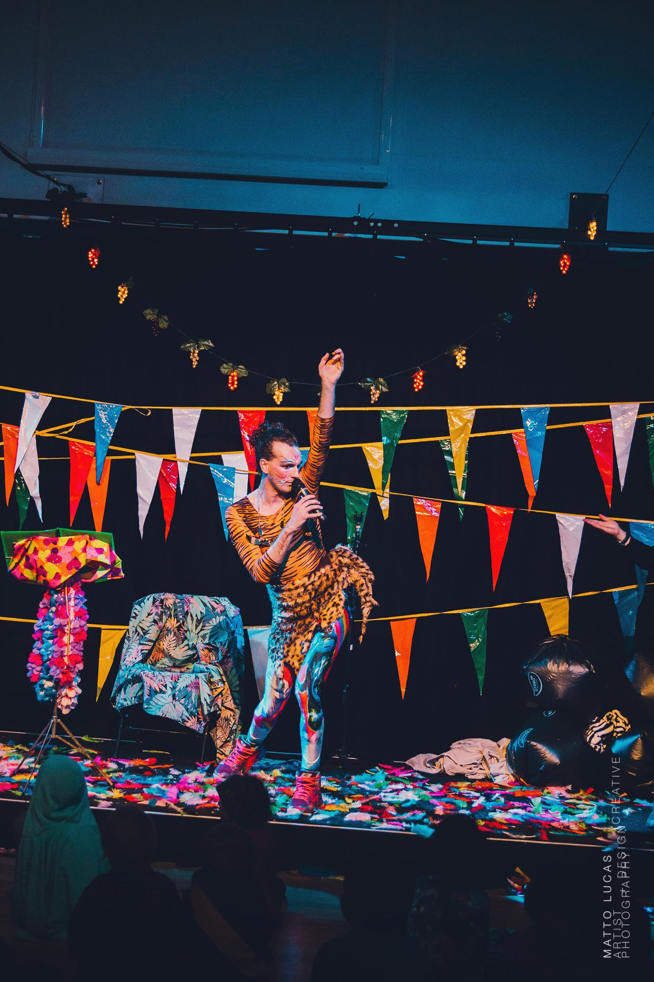 Rainbow Paradiso @ Melbourne Fringe 2017