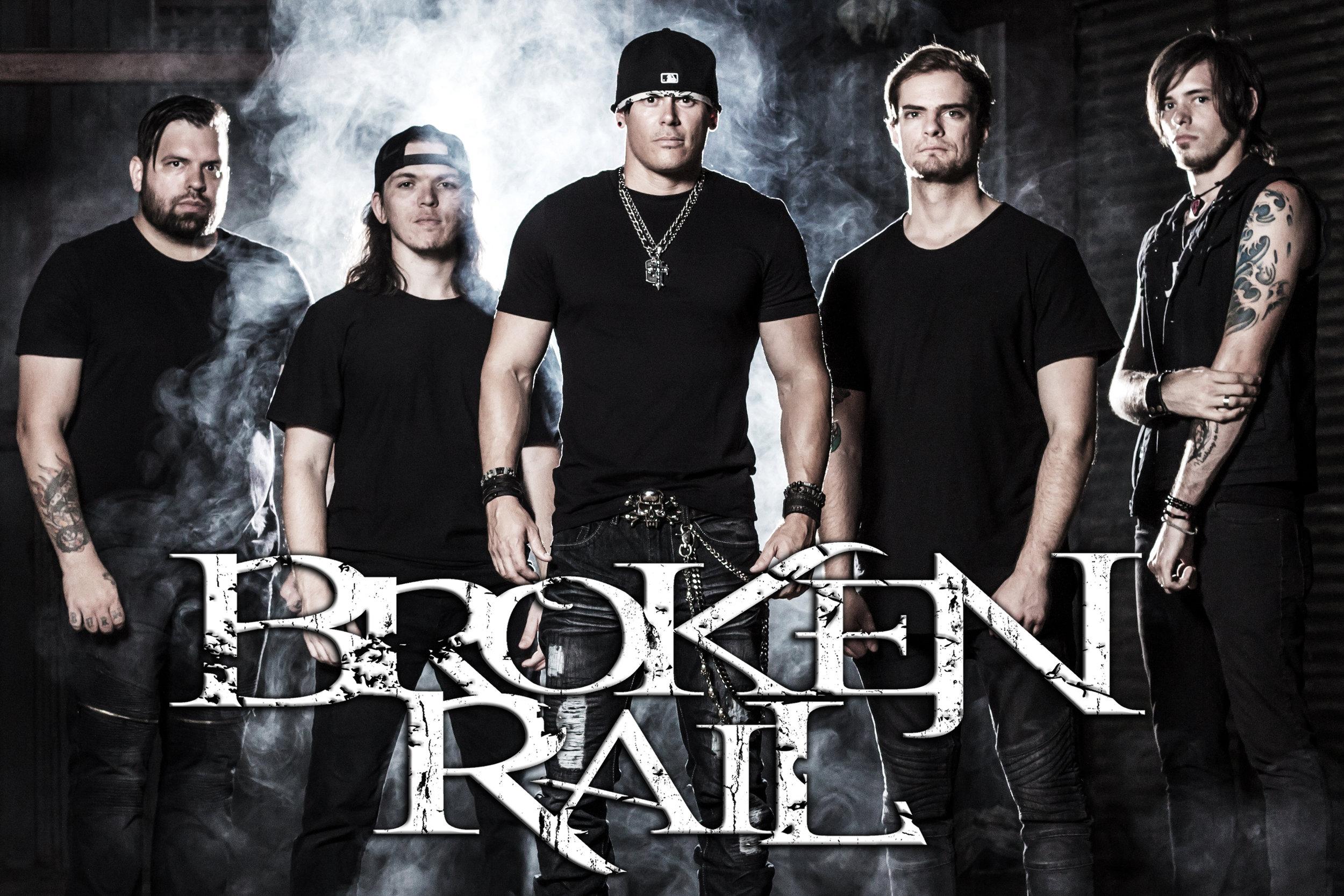 BrokenRail 2017.