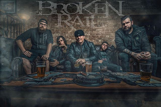 New promos are in! We welcome Skylar McCain to the BrokenRail family at drums. Excited his first show gets to be in Gadsden on a Friday the 13th! So many announcements coming... Who's gonna be there?!? 😈🔥🤘 📸 by Brent Butterworth.