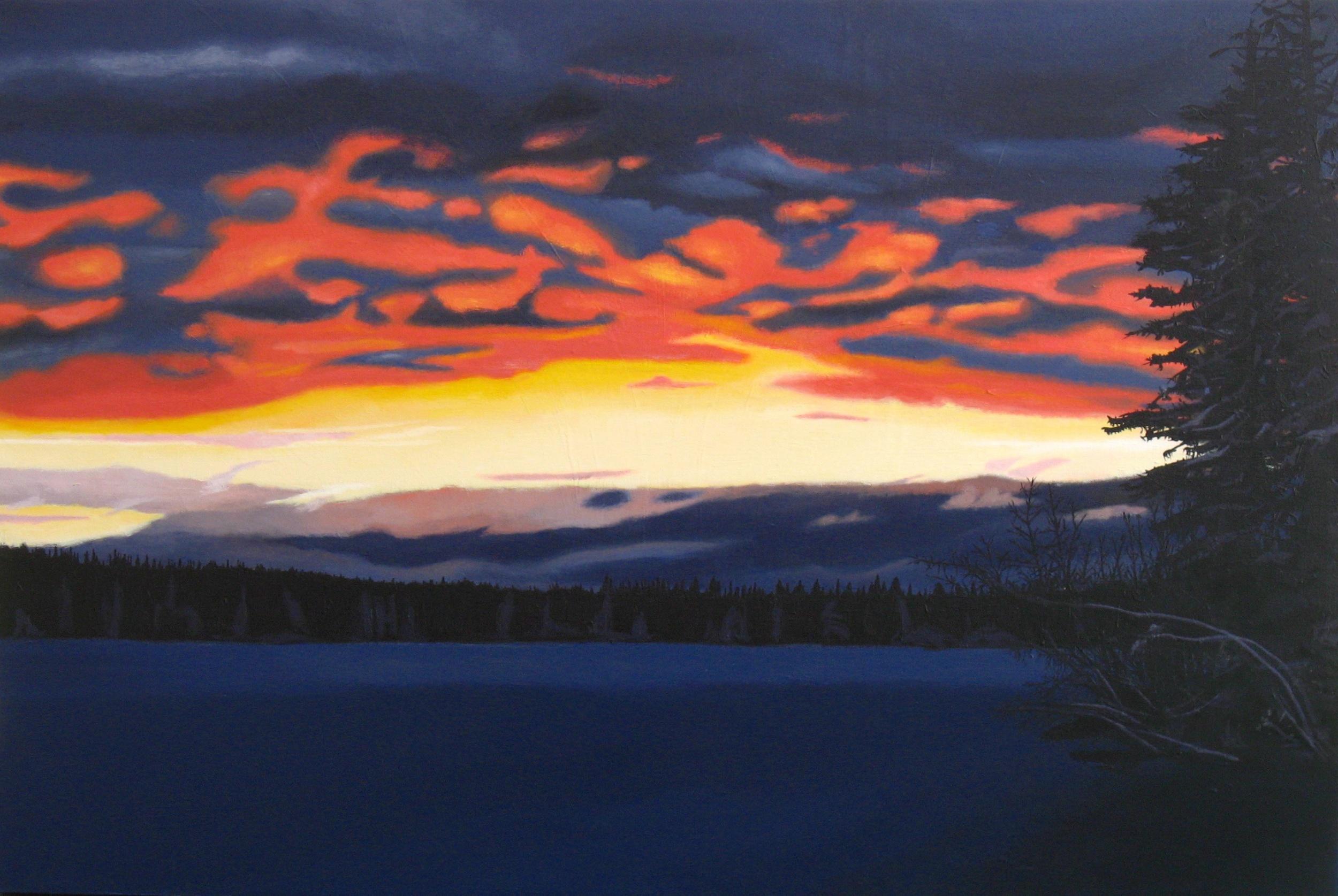 Sheridan Lake No. 3