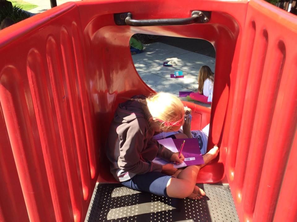 Summer 2014 GotG Red Playground