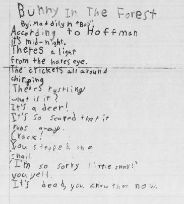 According to Hoffman by Maddilyn/Bob