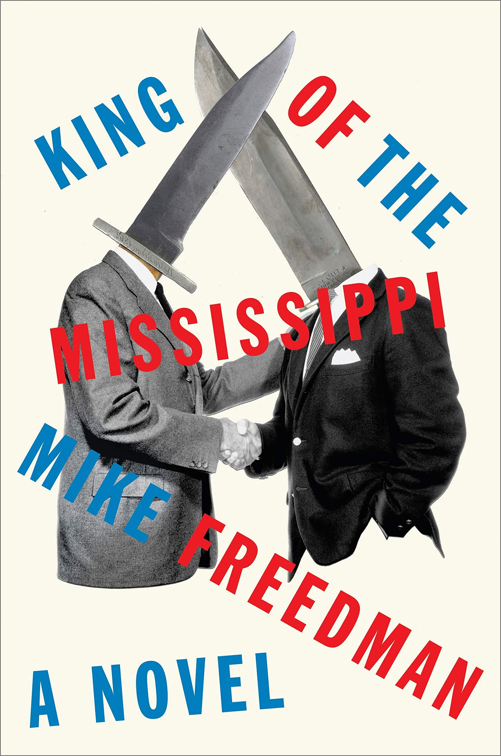 King of the Mississippi by Mike Freedman.jpg