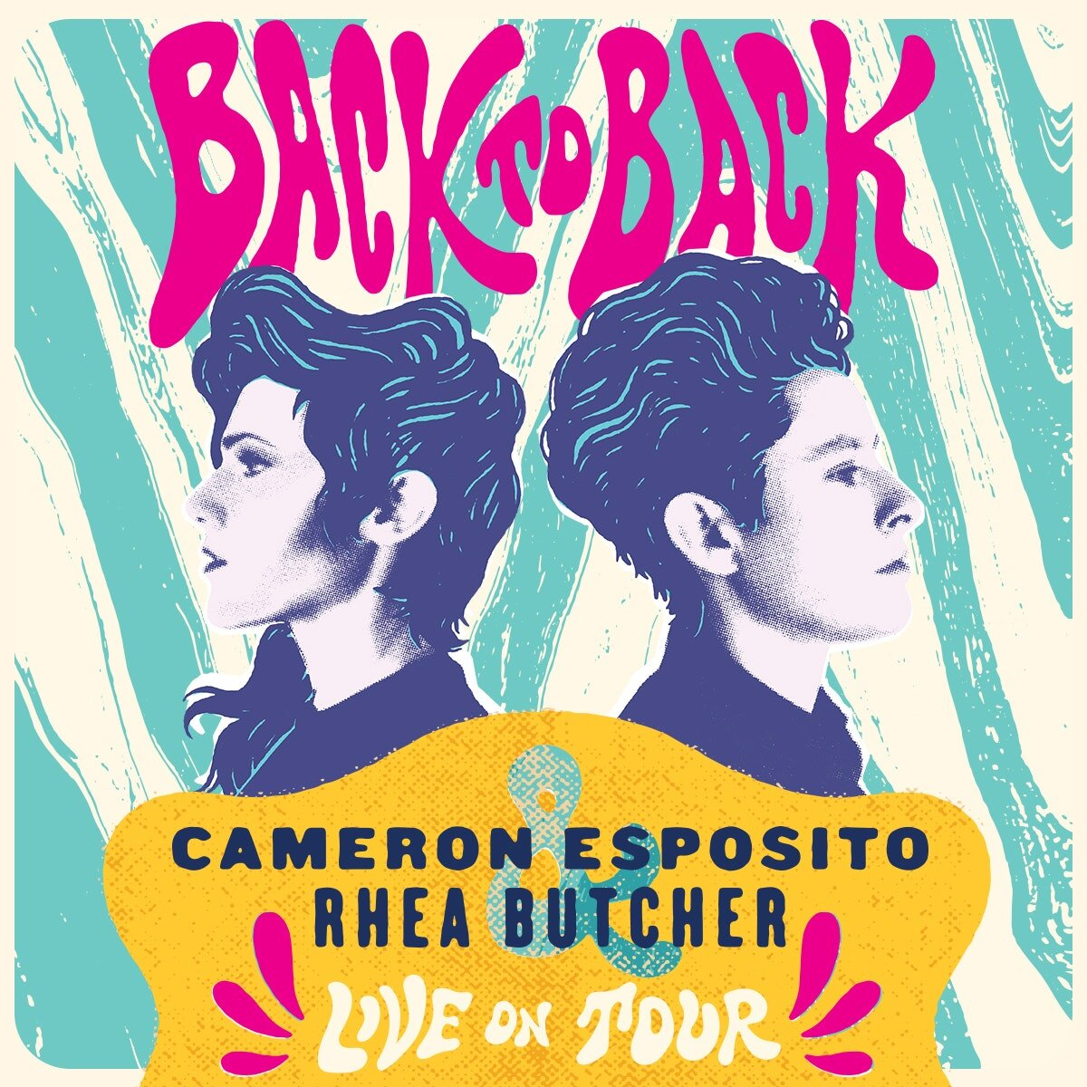 Carmen Esposito and Rhea Butcher Back to Back.jpg