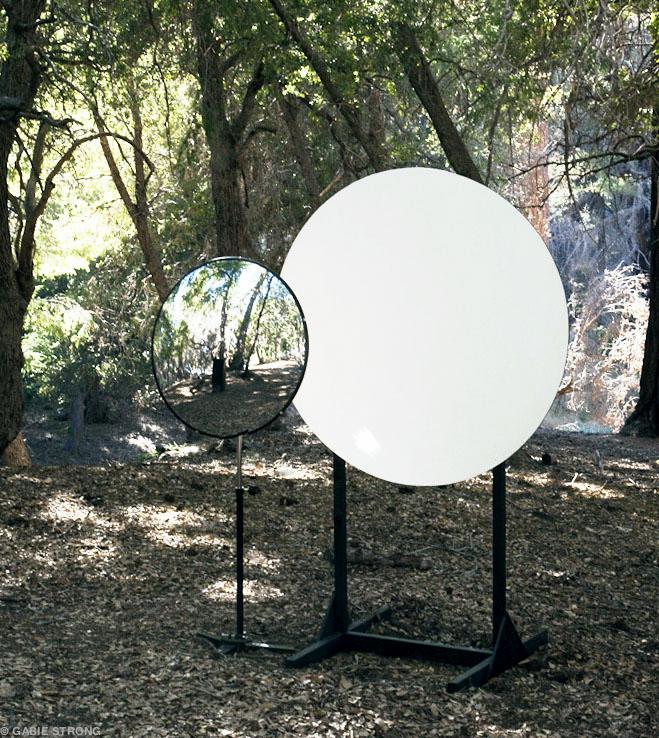 Solar Invocation. Assemblage, 2012.