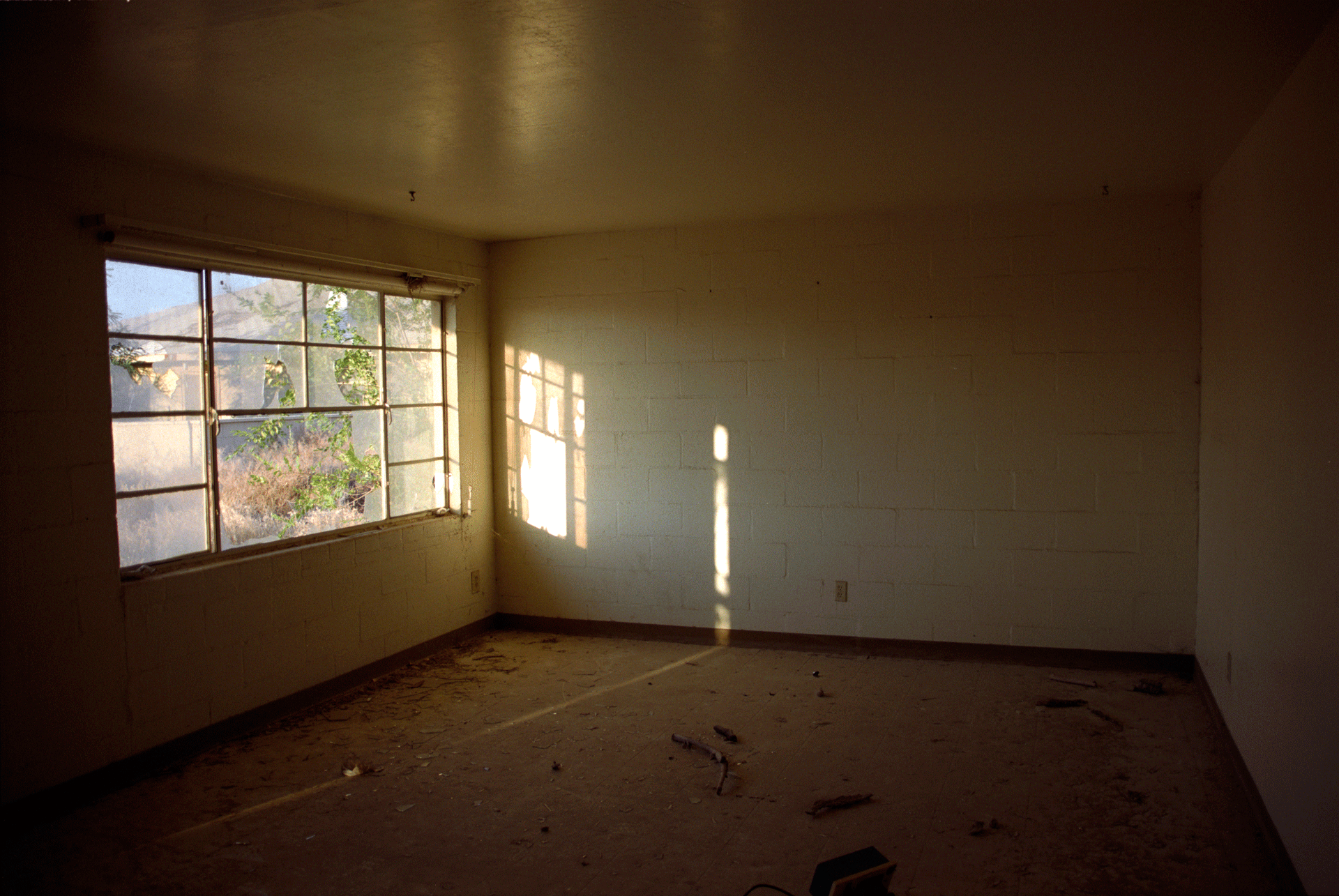Decommissioned (Living Room)