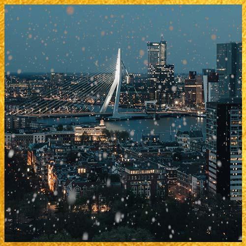 Rotterdam - 25 december