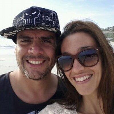 Pastor Candice en haar man Diego.
