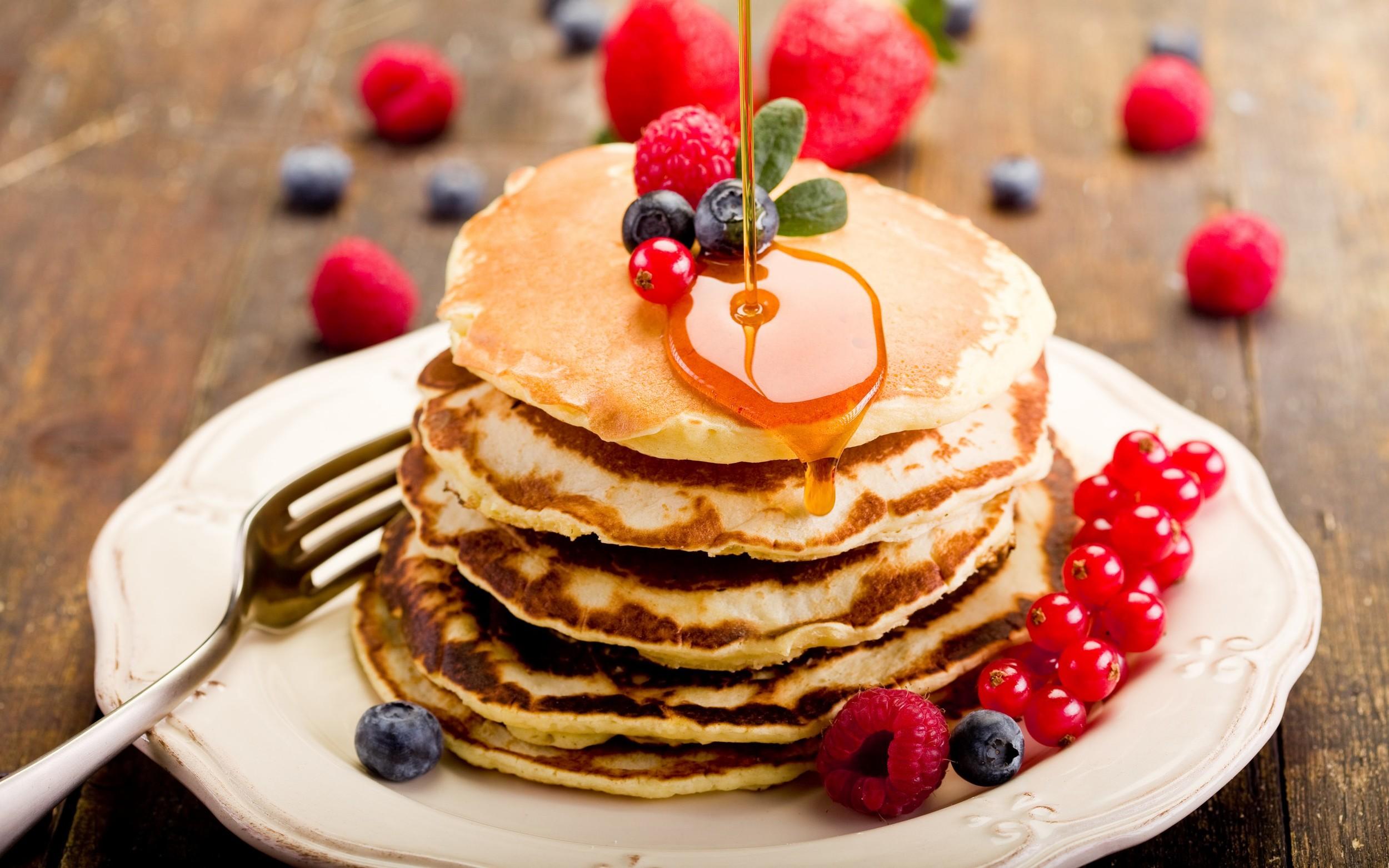 Pancakes on Pancake Day