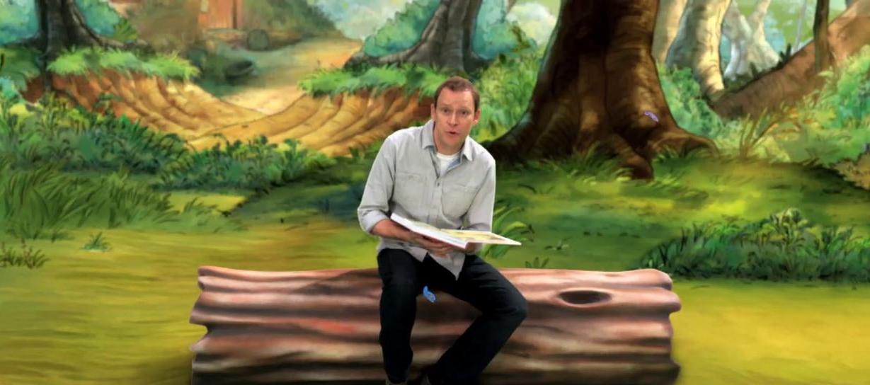 Robert Webb Bedtime Stories