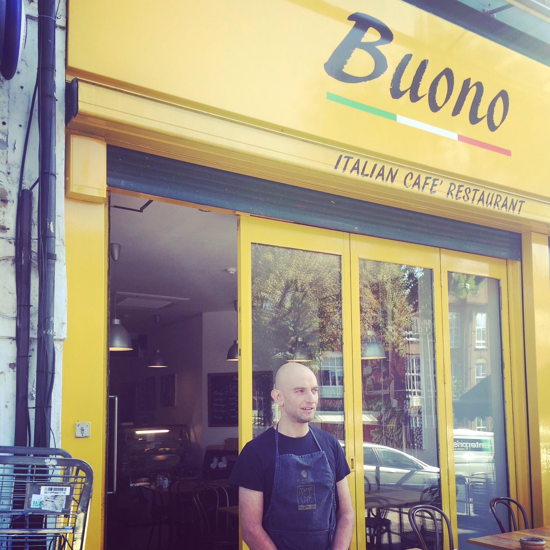 Francesco from Bari