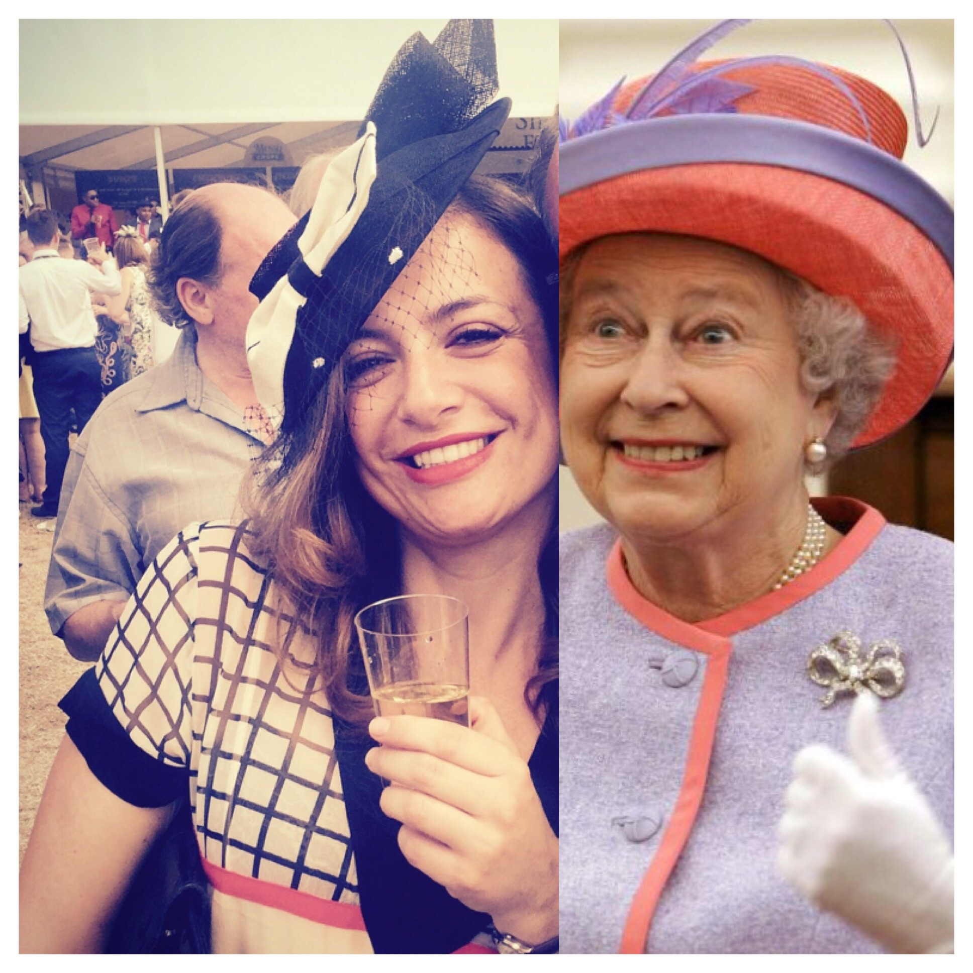 Io e Betty al Royal Ascot