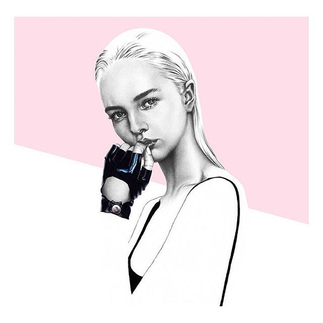My incredible gal friend and creative companion is holding a 4 week workshop on realistic illustration. I've seen the before and after of those she has taught and the transformations are jaw dropping. If you're in Melbourne click on the link in my bio to find out more. #newskillwhodis @vanessavanderhaven