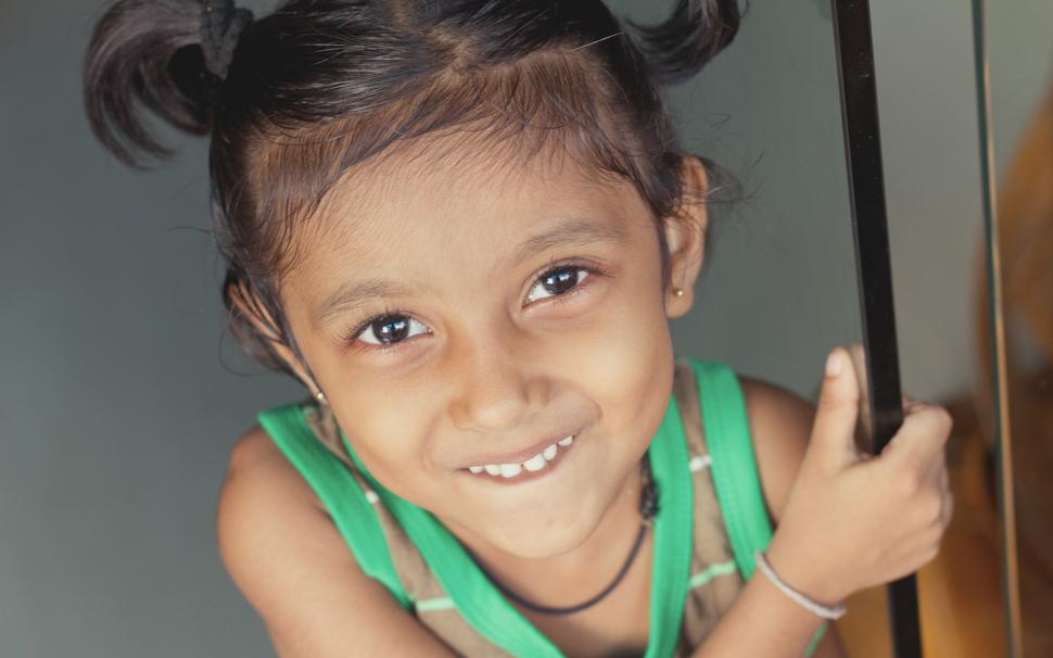 I made a friend - Mirissa, Sri Lanka