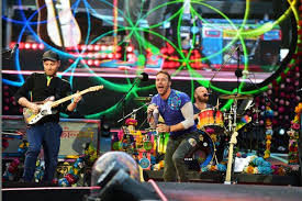 Coldplay in Cardiff