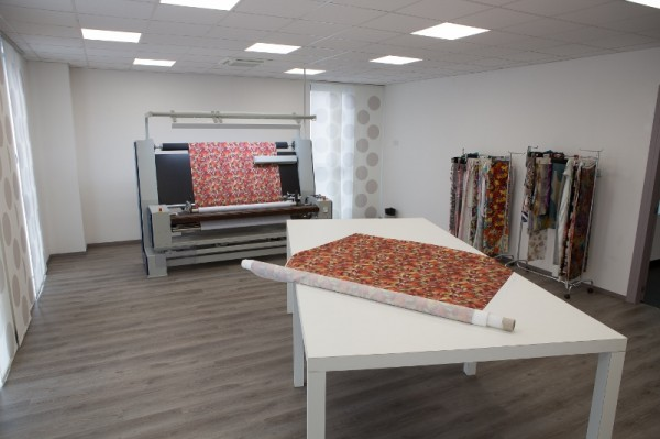 Textile Solution Center, Como a joint initiative by For.Tex & Epson.