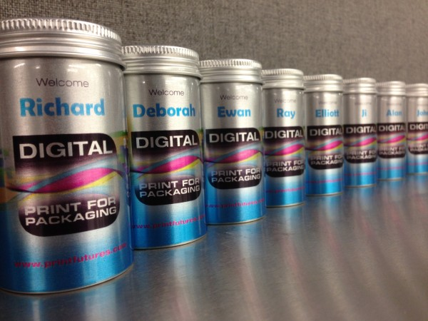 Personalised Can Printing - an Exciting Future for Craft Drinks
