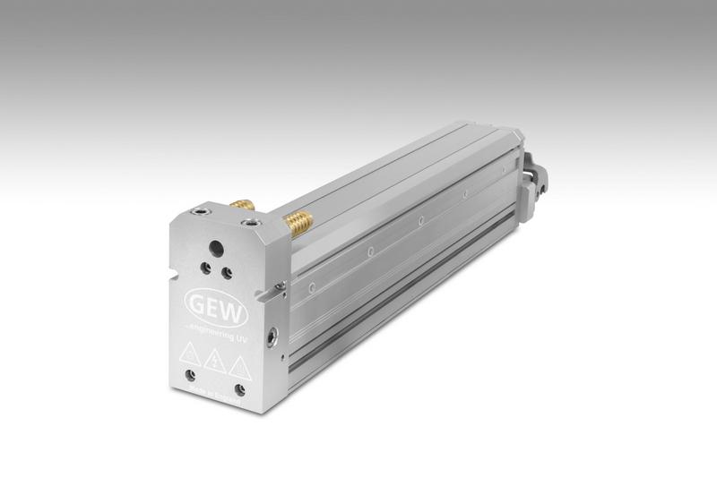 GEW's LW1 LED Lamphead