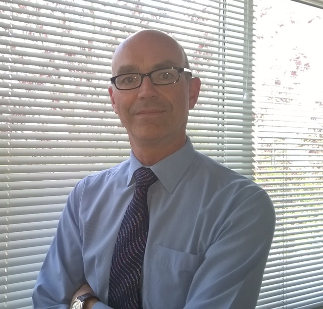 Mark Ritchie, Senior Product Manager for Industrial Inkjet at Xaar
