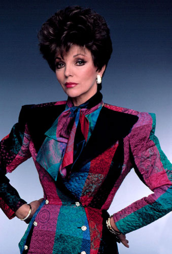 Shoulder Pads the iconic fashion of the 1980's