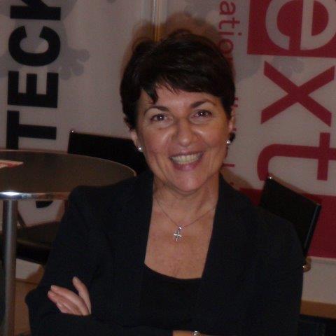 Rosaria Pozzoni, Marketing Manager J-Teck3