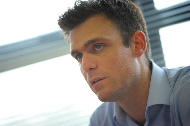 Nick Geddes, Managing Director, GIS