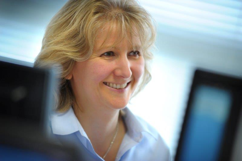 Debbie Thorp, Business Development Director, GIS