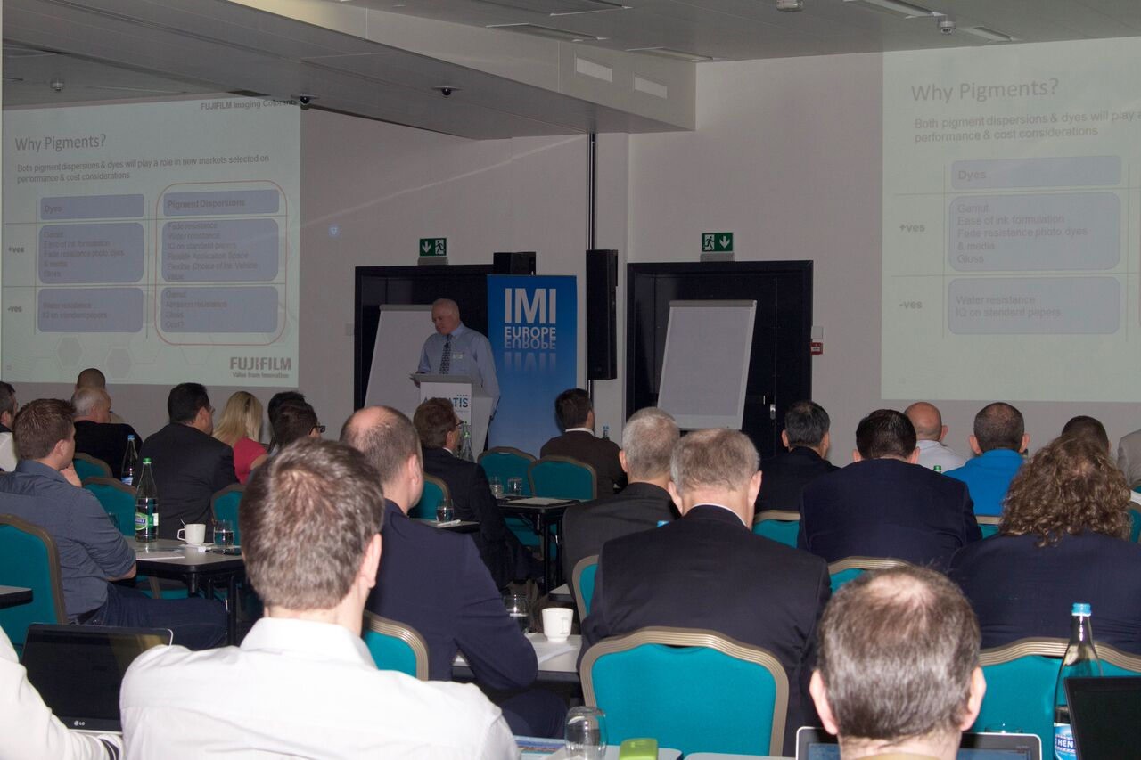 This year speakers discuss the importance of inks in developing complete Industrial Print solutions