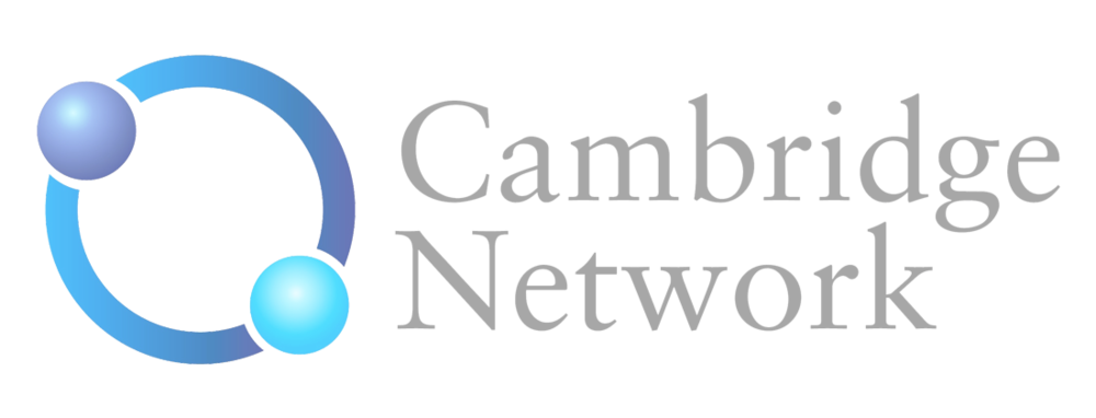 Supported by The Cambridge Network