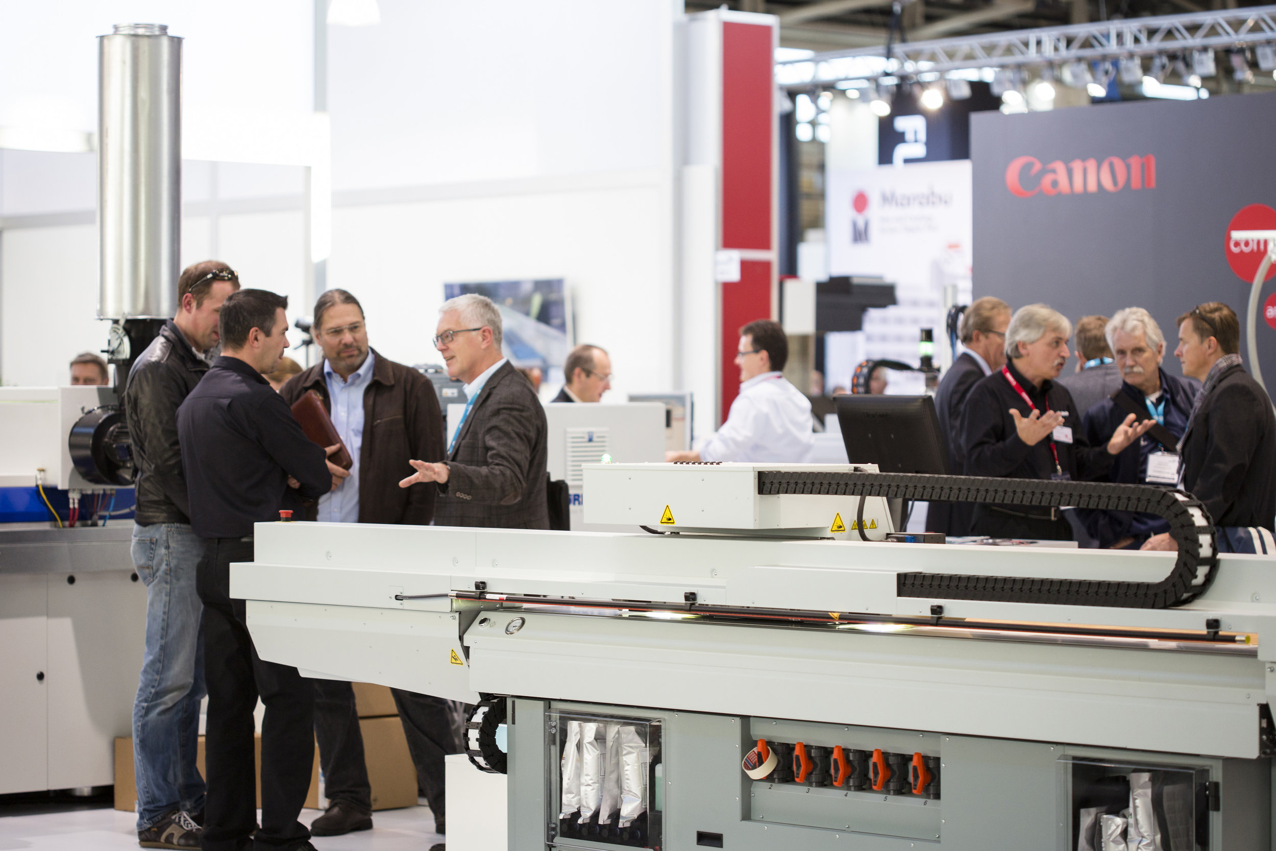 InPrint Uniquely Connects Advanced Printing Technologies with Industrial Manufacturing
