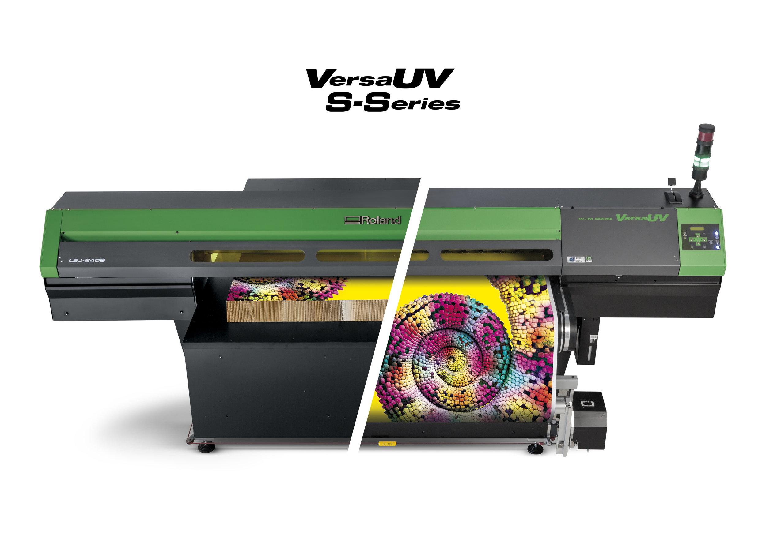 Roland VersaUV S-Series