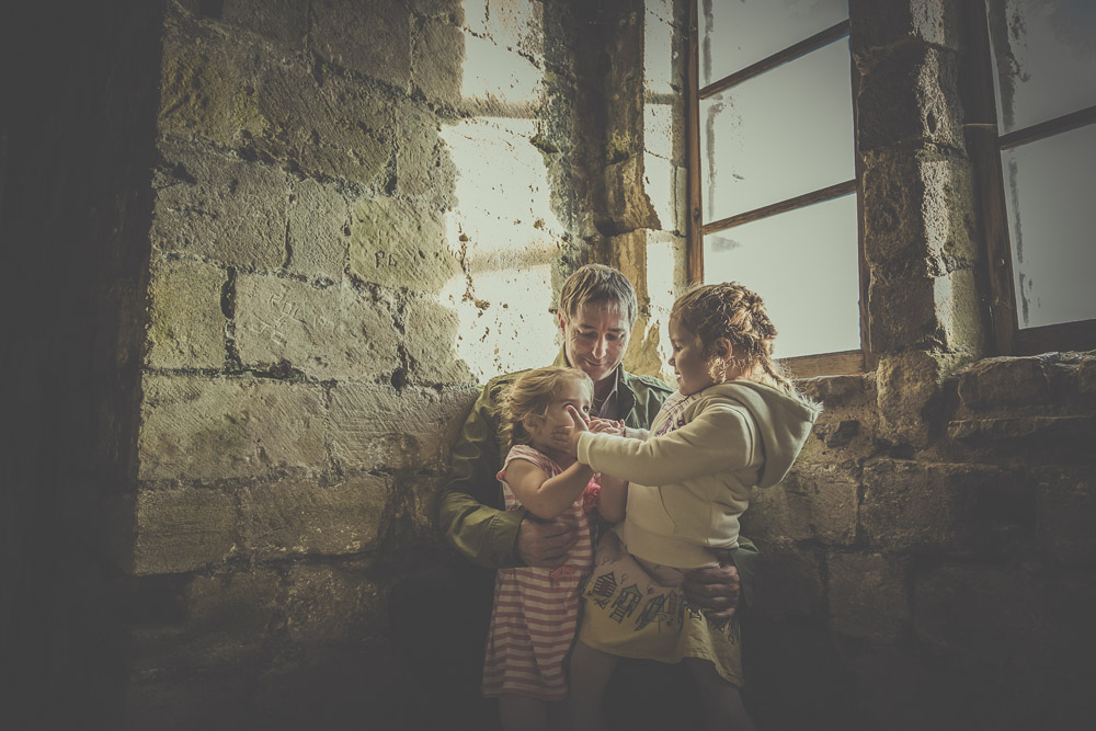 Portchester Castle Family Pictures