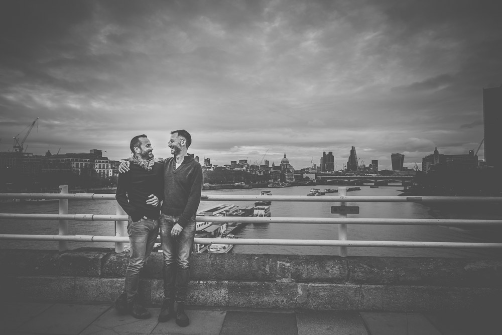Gay Couple Engagement Photography